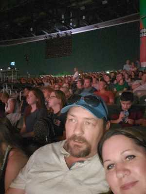 Terrence attended Dierks Bentley: Burning Man 2019 - Country on Aug 15th 2019 via VetTix