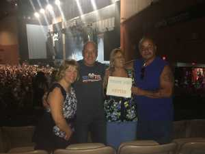 Vincent attended Dierks Bentley: Burning Man 2019 - Country on Aug 15th 2019 via VetTix