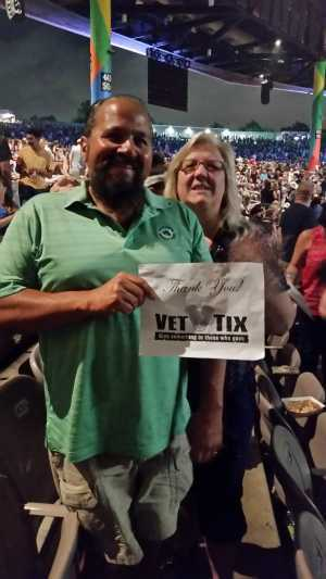 Richard attended Dierks Bentley: Burning Man 2019 - Country on Aug 15th 2019 via VetTix