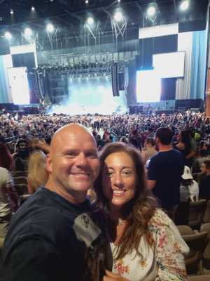Mark attended Dierks Bentley: Burning Man 2019 - Country on Aug 15th 2019 via VetTix