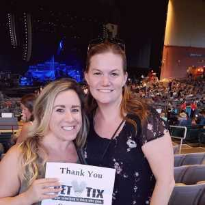 Lindsey attended Dierks Bentley: Burning Man 2019 - Country on Aug 15th 2019 via VetTix