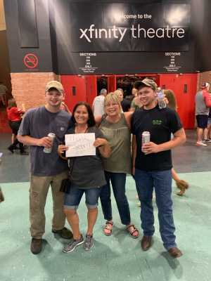 William attended Dierks Bentley: Burning Man 2019 - Country on Aug 15th 2019 via VetTix