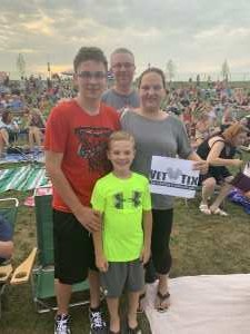 Jason attended Pentatonix: the World Tour With Special Guest Rachel Platten - Pop on Aug 11th 2019 via VetTix