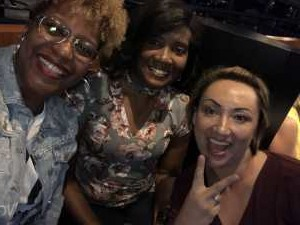 Kembela attended Stand Up Live - Friday 9:15 PM - 19+ on Aug 16th 2019 via VetTix