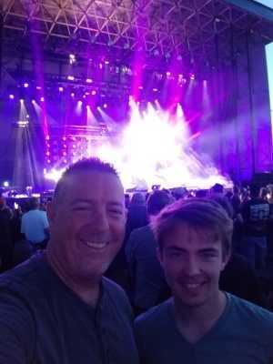 Shawn attended Alice Cooper & Halestorm - Pop on Aug 10th 2019 via VetTix