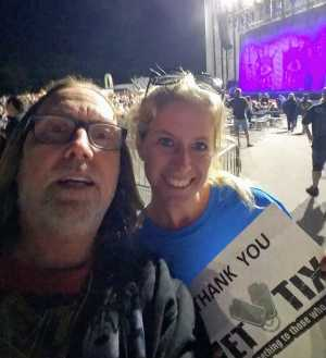 Ken attended Alice Cooper & Halestorm - Pop on Aug 10th 2019 via VetTix