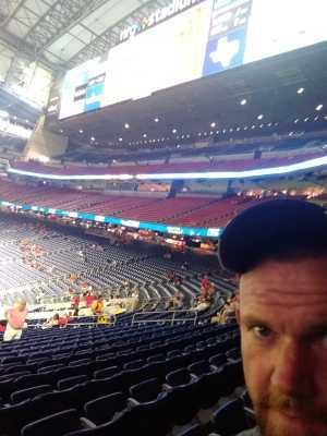 Christopher attended Advocare Texas Kickoff - University of Houston Cougars vs. Washington State University Cougars - NCAA Football on Sep 13th 2019 via VetTix