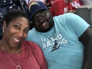 Willie attended Advocare Texas Kickoff - University of Houston Cougars vs. Washington State University Cougars - NCAA Football on Sep 13th 2019 via VetTix
