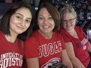 Deborah attended Advocare Texas Kickoff - University of Houston Cougars vs. Washington State University Cougars - NCAA Football on Sep 13th 2019 via VetTix