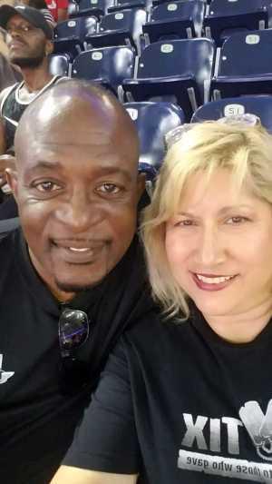 DONALD attended Advocare Texas Kickoff - University of Houston Cougars vs. Washington State University Cougars - NCAA Football on Sep 13th 2019 via VetTix
