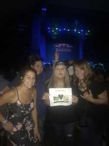 Rachael attended Candlebox on Aug 29th 2019 via VetTix