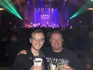 Nate attended Candlebox on Aug 29th 2019 via VetTix