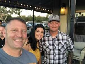 Bobby attended Candlebox on Aug 29th 2019 via VetTix