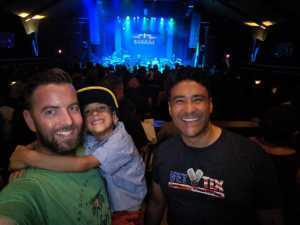 Anthony attended Candlebox on Aug 29th 2019 via VetTix