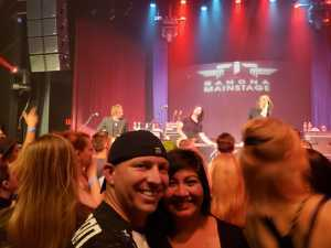 Christopher attended Candlebox on Aug 29th 2019 via VetTix