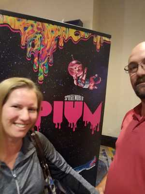 Mark attended Opium - Sunday 8 PM - 18+ on Aug 11th 2019 via VetTix
