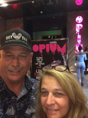 Kenneth attended Opium - Sunday 8 PM - 18+ on Aug 11th 2019 via VetTix