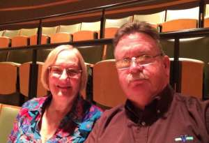 Timothy attended Martinez Plays Mozart - Presented by the Chamber Orchestra of Philadelphia on Oct 7th 2019 via VetTix