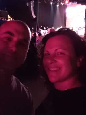 Timothy attended Steve Miller Band & Marty Stuart and His Fabulous Superlatives on Aug 13th 2019 via VetTix