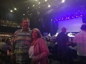 Jennifer attended Steve Miller Band & Marty Stuart and His Fabulous Superlatives on Aug 13th 2019 via VetTix
