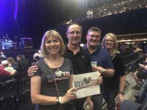 Kelly attended Steve Miller Band & Marty Stuart and His Fabulous Superlatives on Aug 13th 2019 via VetTix
