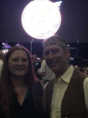 Dale attended Steve Miller Band & Marty Stuart and His Fabulous Superlatives on Aug 13th 2019 via VetTix