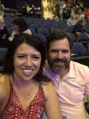 Michael attended Steve Miller Band & Marty Stuart and His Fabulous Superlatives on Aug 13th 2019 via VetTix