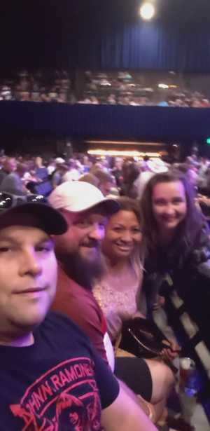 brett attended Steve Miller Band & Marty Stuart and His Fabulous Superlatives on Aug 13th 2019 via VetTix