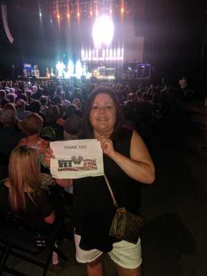 Rose attended Steve Miller Band & Marty Stuart and His Fabulous Superlatives on Aug 13th 2019 via VetTix