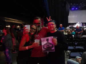 WOODY attended Steve Miller Band & Marty Stuart and His Fabulous Superlatives on Aug 13th 2019 via VetTix