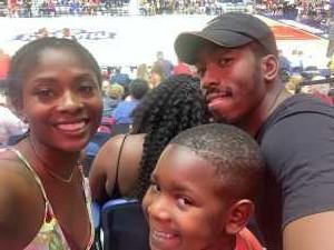 Timothy attended Washington Mystics vs. Seattle Storm - WNBA on Aug 14th 2019 via VetTix