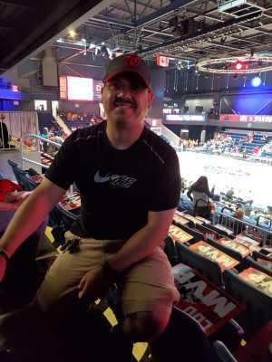David attended Washington Mystics vs. Seattle Storm - WNBA on Aug 14th 2019 via VetTix