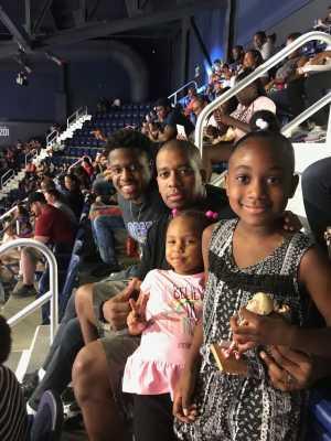 Trent attended Washington Mystics vs. Seattle Storm - WNBA on Aug 14th 2019 via VetTix