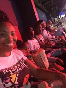 Reachon attended Washington Mystics vs. Seattle Storm - WNBA on Aug 14th 2019 via VetTix