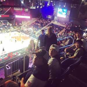 Glen attended Washington Mystics vs. Seattle Storm - WNBA on Aug 14th 2019 via VetTix