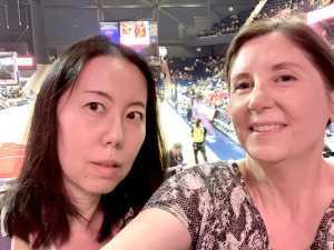 Elizabeth A. attended Washington Mystics vs. Seattle Storm - WNBA on Aug 14th 2019 via VetTix