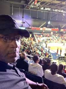 Vicente attended Washington Mystics vs. Seattle Storm - WNBA on Aug 14th 2019 via VetTix