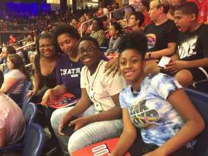 Angela attended Washington Mystics vs. Seattle Storm - WNBA on Aug 14th 2019 via VetTix
