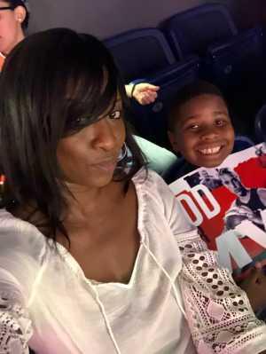 Tricia attended Washington Mystics vs. Seattle Storm - WNBA on Aug 14th 2019 via VetTix