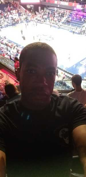 Ivan attended Washington Mystics vs. Indiana Fever - WNBA on Aug 18th 2019 via VetTix
