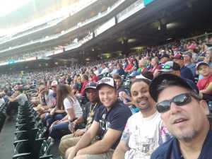 Robert attended Minnesota Twins vs. Washington Nationals - MLB on Sep 10th 2019 via VetTix