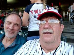 John attended Minnesota Twins vs. Washington Nationals - MLB on Sep 10th 2019 via VetTix