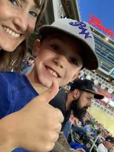 William attended Minnesota Twins vs. Washington Nationals - MLB on Sep 10th 2019 via VetTix
