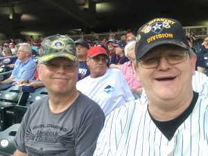 James attended Minnesota Twins vs. Washington Nationals - MLB on Sep 10th 2019 via VetTix