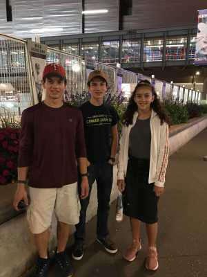 Tim attended Minnesota Twins vs. Washington Nationals - MLB on Sep 10th 2019 via VetTix