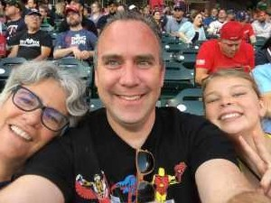 Matthew attended Minnesota Twins vs. Washington Nationals - MLB on Sep 10th 2019 via VetTix