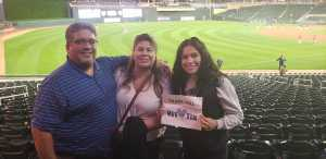 Juan attended Minnesota Twins vs. Washington Nationals - MLB on Sep 10th 2019 via VetTix