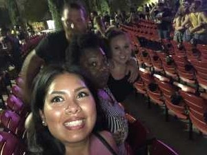 Daniel attended Nelly, Tlc, and Flo Rida - French Rap on Aug 22nd 2019 via VetTix