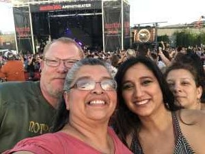 Matthew attended Nelly, Tlc, and Flo Rida - French Rap on Aug 22nd 2019 via VetTix