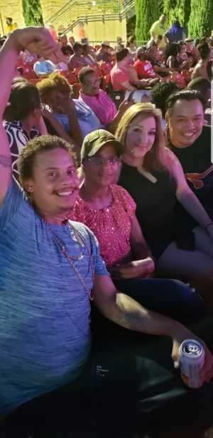 Angela attended Nelly, Tlc, and Flo Rida - French Rap on Aug 22nd 2019 via VetTix